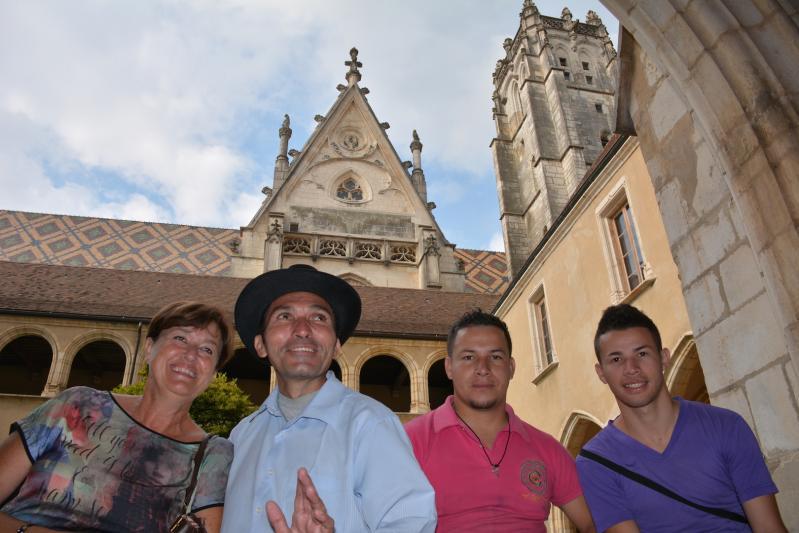10 au monastere de brou