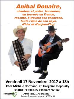 Concert du 17 novembre