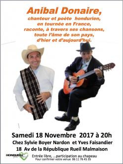 Concert du 18 novembre
